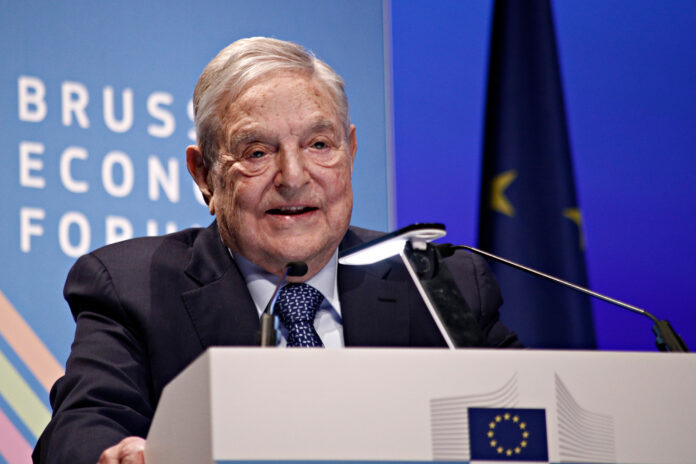 George Soros has warned about China's real estate for years